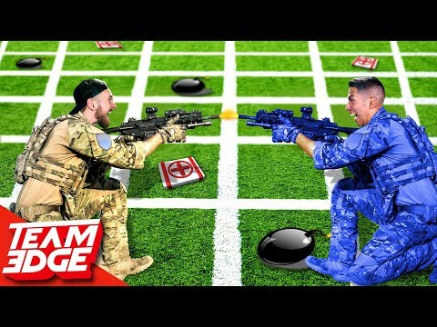 Ultimate Warfare Challenge | Team Deathmatch!!