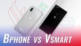 Bphone đối đầu VSmart, bạn chọn ai?