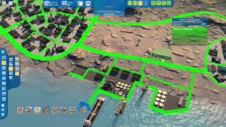 Cities XL 2012 - #034 - Let's Play: Harbor XL Mod - [Deutsch / Full HD]