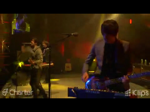 Panic! At the disco - I Believe In A Thing Called Love (Cover) - Center stage LIVE