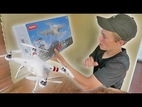 NEW DRONE UNBOXING!