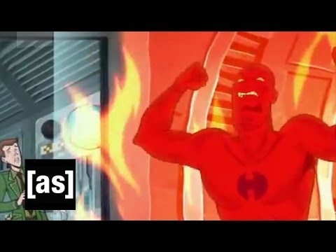 Fire at Impossible Plaza | The Venture Bros. | Adult Swim