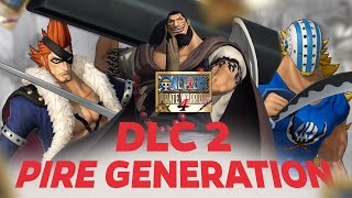 RÉSUMÉ FR DLC 2 WORST GENERATION - One piece pirate warriors 4
