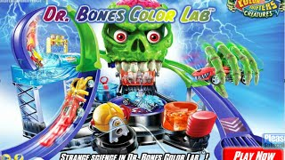 Hotwheels Dr  Bones Color Lab Online Free Games GAMEPLAY VİDEO(Hotwheels Dr Bones Color Lab Online Free Games GAMEPLAY VİDEO Play for free from your computer online at ..., 2016-01-06T17:48:35.000Z)