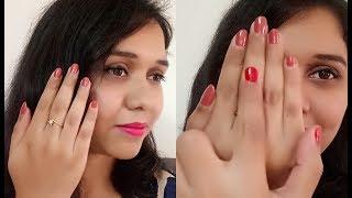 Affordable Best Nail polish Lakme True Wear Nail Color Anindita Banerjee