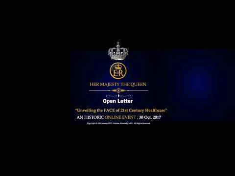 Dounne Alexander MBE: Open Letter to Her Majesty Queen Elizabeth II - ONLINE EVENT
