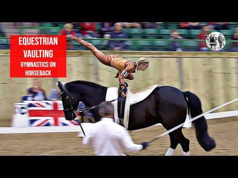 Gymnastics On Horseback