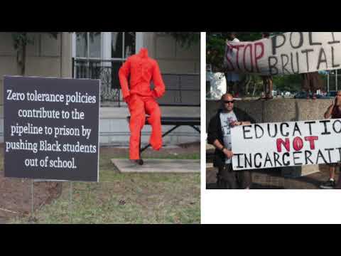school to prison pipeline !