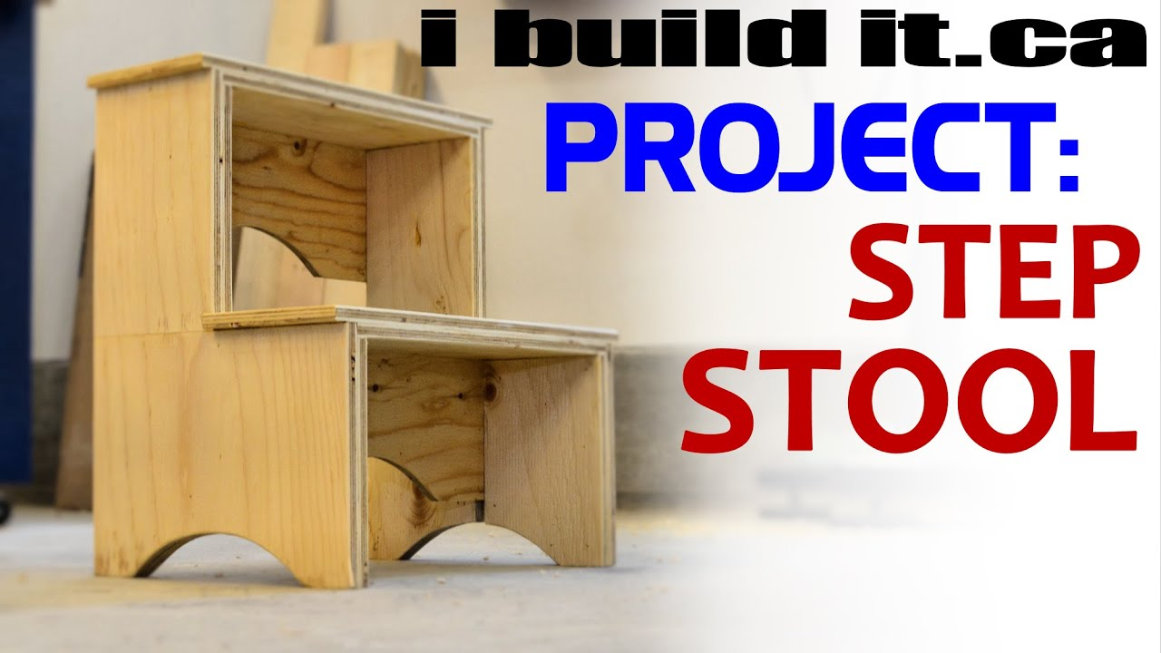 sc 1 st  YouTube & Making A Step Stool - YouTube islam-shia.org