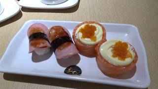 Китай и кухни мира #5: Как мы японские суши пробовали
