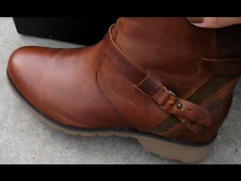 Traceyhd's Review of Teva De La Vina leather boots