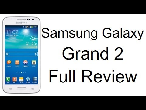 Samsung Galaxy Grand 2 Review (7102)- Unboxing, Camera, Features, Specifications, Gaming & Benchmark