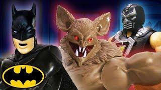Part 2 | Batman Missions: Stop-Motion Adventures | DC Kids