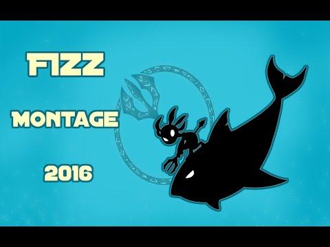 Fizz Montage | Best Fizz Plays  | Fizz 2016