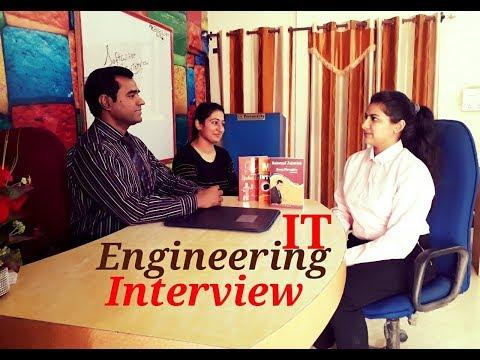 IT Engineer Interview : Information Technology (IT) Job : Software Engineer Interview |