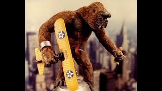 King Kong Volkswagen Commercial animated by David Allen