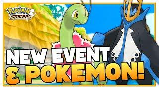POKEMON MASTERS | New Events, Pokemon and EX Challenge!