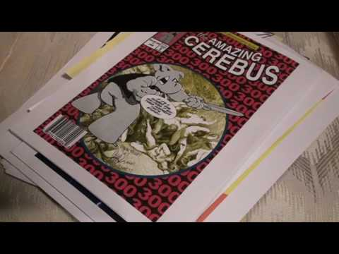 Cerebus In Hell...The Saga Continues (Dave's Weekly Update #173)