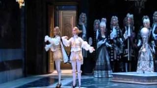 Lully - Atys - Entrée et danse des Zéphyrs