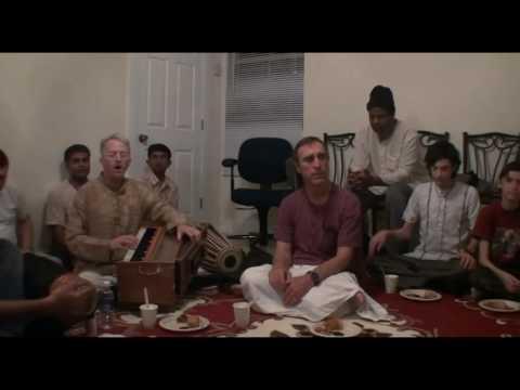 Bhajan - Mukunda Datta das - Hari Haraye Nama Krishna - 6/6