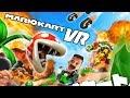 PLAYING MARIO KART IN VR!! [TOKYO VLOG]