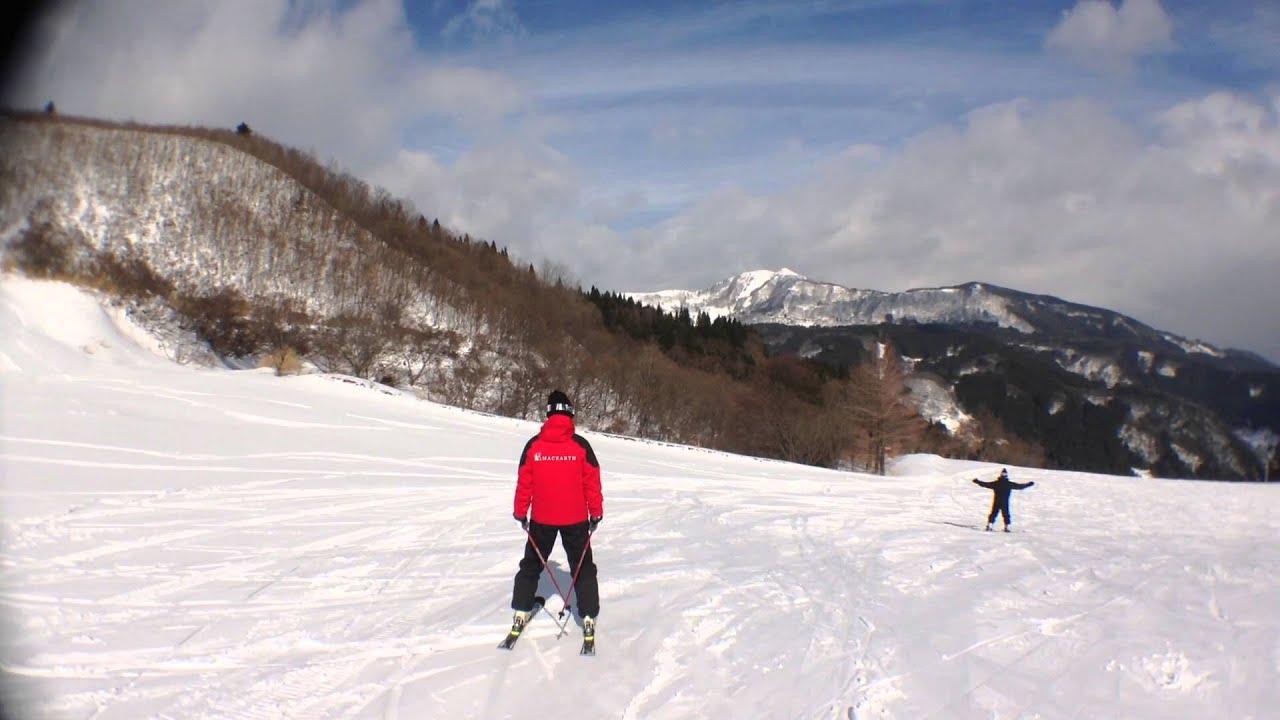 国際 スキー 場 氷ノ山