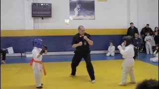 7 Открытый чемпионат Одесской области по киокушин карате -
