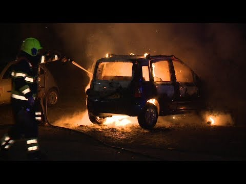 Culemborg: Ruim 200 auto's in brand gestoken