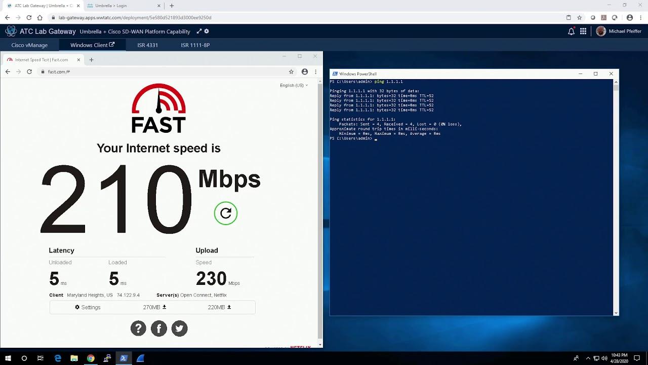 Umbrella Sig Integration With Cisco Sd Wan Youtube