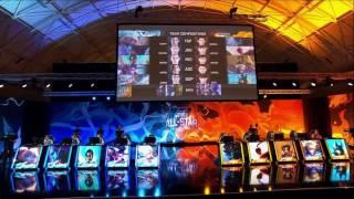 Güneydoğu Asya vs Güney Latin Amerika #Wildcard All-Star ICE vs FIRE