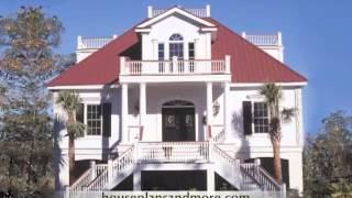 Homes With Outdoor Balconies Video | House Plans And More