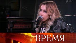 Певица Юлия Самойлова готовится к отъезду в Лиссабон на музыкальный конкурс «Евровидение».