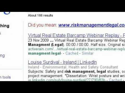 Solicitors Regulation Authority: Legal Risk Management Software and Solicitors Regulation Authority