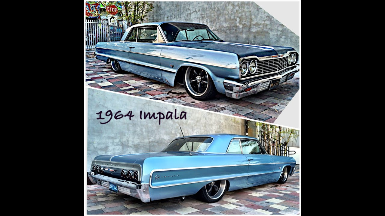 2014 Chevy Ss For Sale >> 1964 Chevy Impala - YouTube