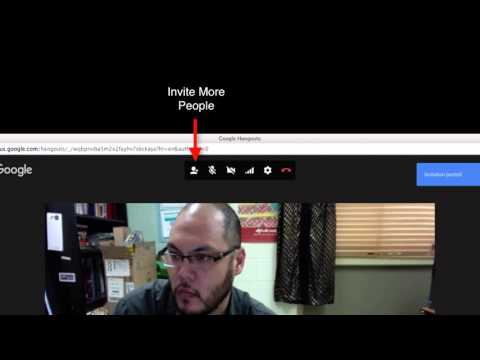 Using Google Hangouts for UH Gmail