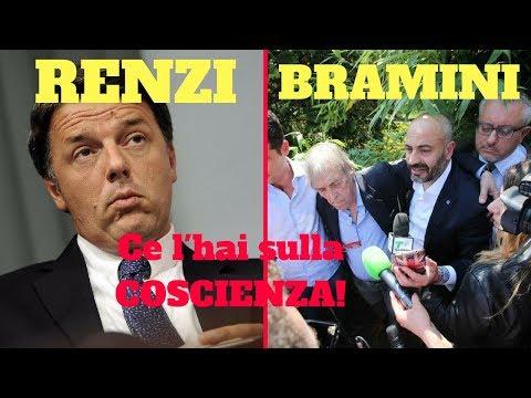 Matteo Renzi ha ROVINATO Imprenditori come Bramini