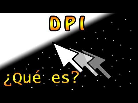 Mouse ¿Qué es el DPI? ¿Para qué sirve? ¿What is DPI?