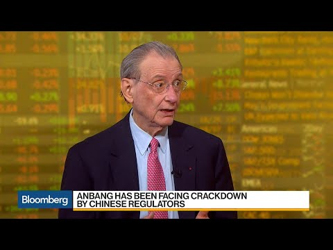 Rhodes Says China's Setting an Example With Anbang