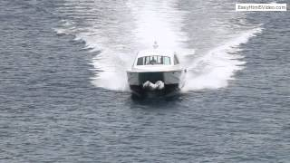 iSpeed shuttle STEALTH RUV Power Catamarans