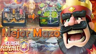 ¡¡EL MEJOR MAZO PARA SUBIR DE ARENA 4 a ARENA 10 SIN LEGENDARIAS!!   GLOBO IMPARABLE! - Clash Royale thumbnail