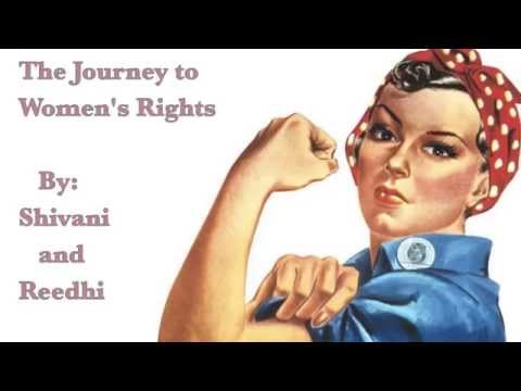 Women's Rights Music Video