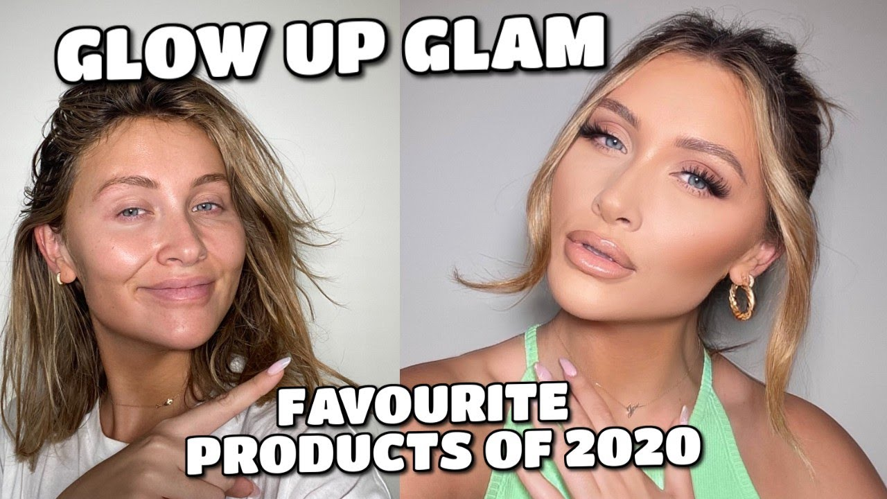 GLOW UP GLAM... FAVOURITE PRODUCTS OF 2020