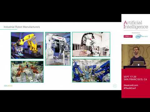 Industrial robotics and deep reinforcement learning