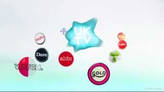 UKTV New Night Loop - Solar System April 2013 hd1080