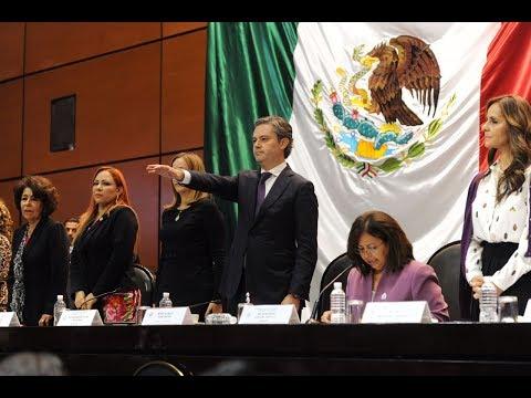 Comparecencia del Mtro. Aurelio Nuño Mayer, Secretario de Educación Pública