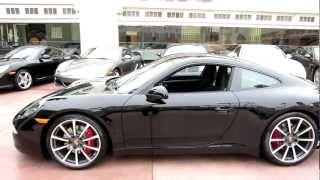 Porsche 911 Carrera S 2012 Videos