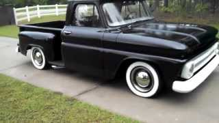 """64' Chevy Truck C10 Rat Rod  """"For Sale"""" V8"""