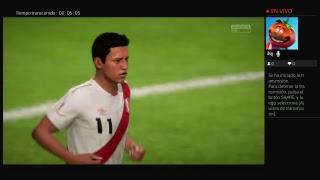 Peru final. Peru-alemania 2da parte