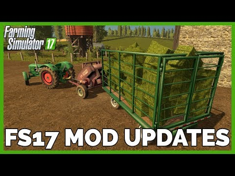 NEW MODS FOR FARMING SIMULATOR 17 thumbnail