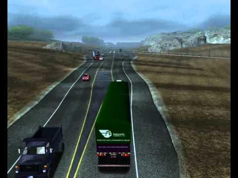 Scania e Bitrem Fontanella